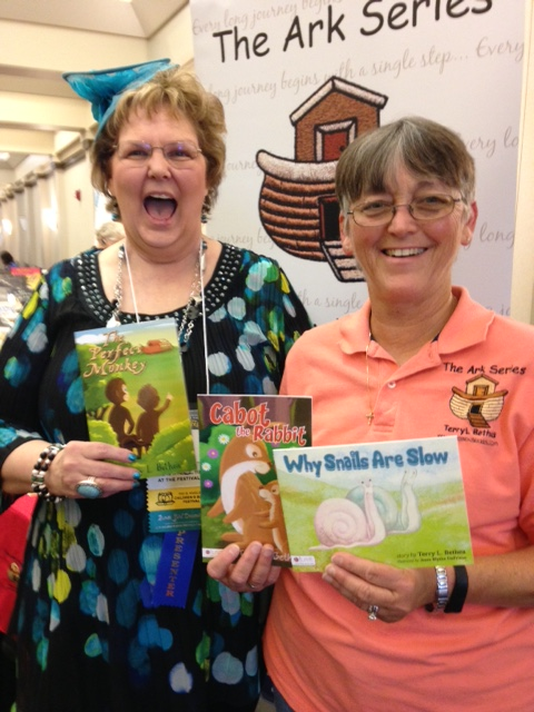 Librarian Dianne Bulter of Discovery Christian School in Florence, MS. purchased a set for her school.